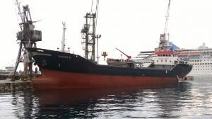 Photo of NACIYE K ship