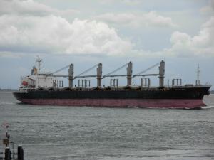Photo of ENGLISH BAY ship