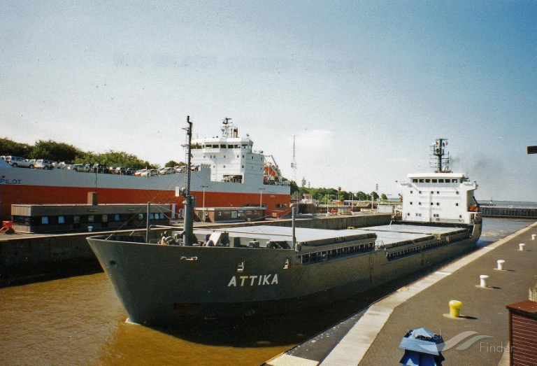 HC NATALIA (MMSI: 305102000) ; Place: Kiel_Canal/ Germany