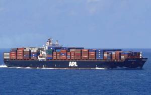Photo of APL SCOTLAND ship