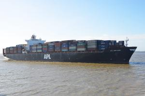 Photo of APL HOLLAND ship