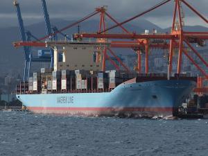 Photo of CARSTEN MAERSK ship
