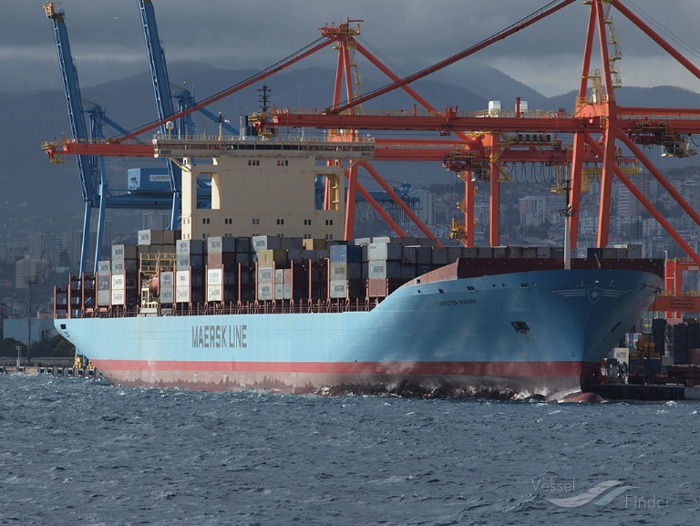 CARSTEN MAERSK photo
