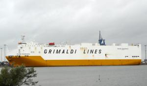 Photo of GRANDE SCANDINAVIA ship