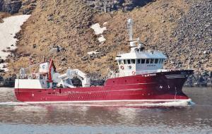Photo of BLUETRANS ship