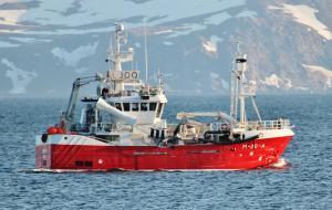 Photo of SOEROEYFISK ship
