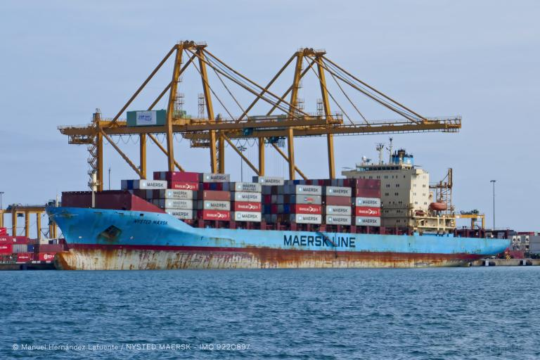 NYSTED MAERSK photo