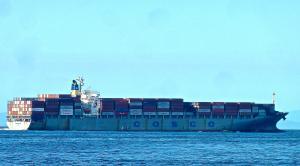 Photo of COSCO SINGAPORE ship