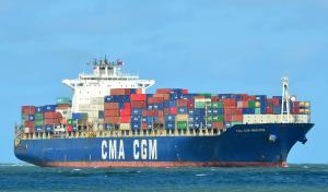 Photo of CMA CGM BERLIOZ ship