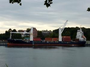 Photo of SLNC CORSICA ship