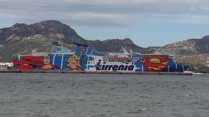 Photo du navire BITHIA
