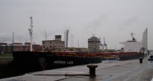Photo of ASPASIA LUCK ship