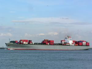 Photo of WAN HAI 613 ship