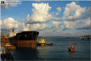 Photo of HAWK1 ship
