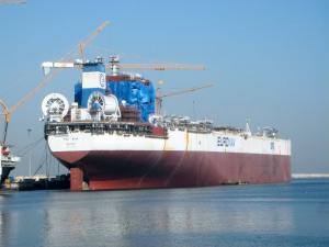 Photo of FSO ASIA ship