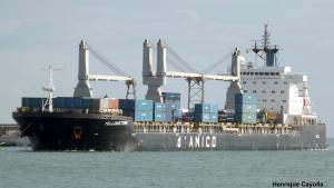 Photo of YELLOWSTONE ship