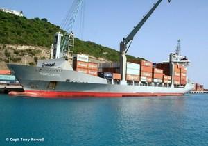 Photo of TROPIC    UNITY ship