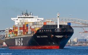 Photo of MSC ALESSIA ship