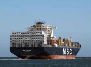 Photo of MSC LAURA ship