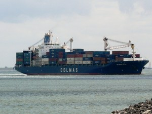 Photo of DELMAS KETA ship