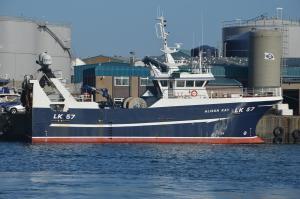 Photo of ALISON KAY ship