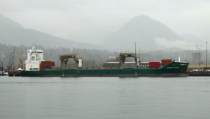 Photo of WESTWOOD VICTORIA ship