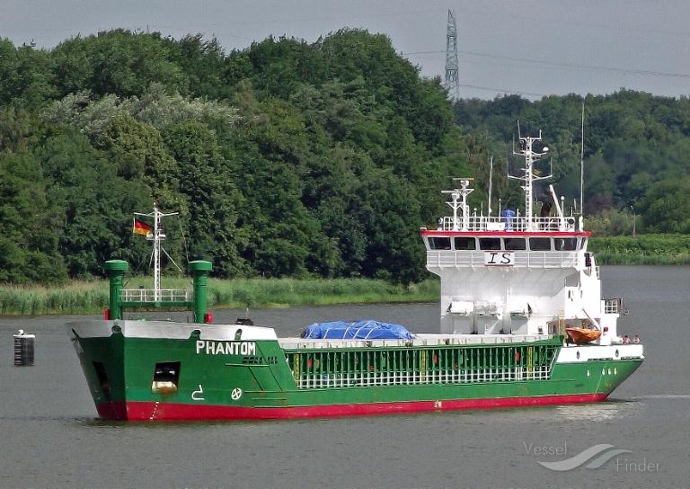 PHANTOM (MMSI: 305980000) ; Place: Kiel_Canal