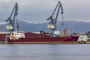 Photo of DINA ship