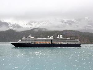 Photo of ms Westerdam ship