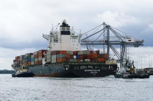 Photo of SEASPAN DALIAN ship