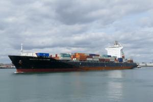 Photo of SEASPAN FELIXSTOWE ship