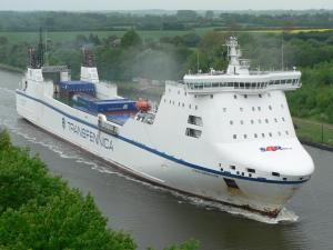 Photo of STENA FORERUNNER ship