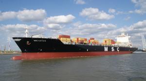 Photo of MSC KATYA R. ship