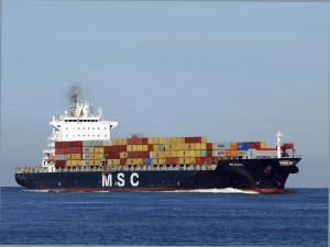 Photo of MSC JULIA R. ship
