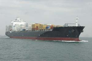 Photo of MSC VAISHNAVI R. ship