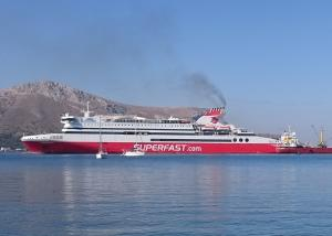 Photo of SUPERFAST XII ship