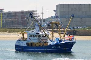 Photo of SCH-45 ship