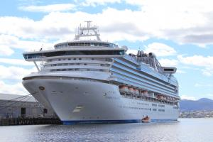 Photo of Diamond Princess ship