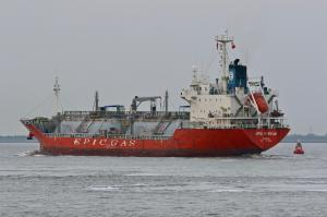 Photo of EPIC BORKUM ship