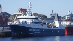 Photo of AKAMALIK ship