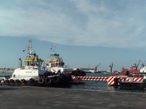 Photo of SAAM TACUATE ship