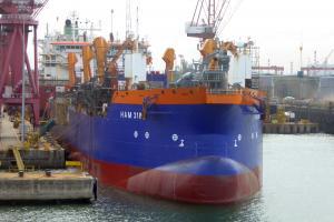 Photo of HAM 318 ship