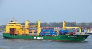 Photo of RED CEDAR ship
