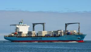 Photo of MAERSK NEWBURY ship