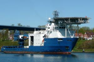 Photo of GEOSUND ship