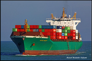 Photo of COLETTE ship