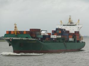 Photo of SCIO SKY ship
