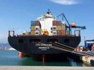 Photo of MSC ENGLAND ship