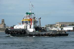 Photo of SAAM AZTECA ship
