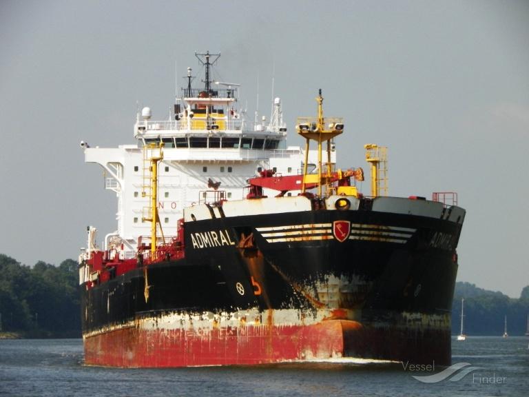 ADMIRAL (MMSI: 236175000) ; Place: Kiel Canal, Germany